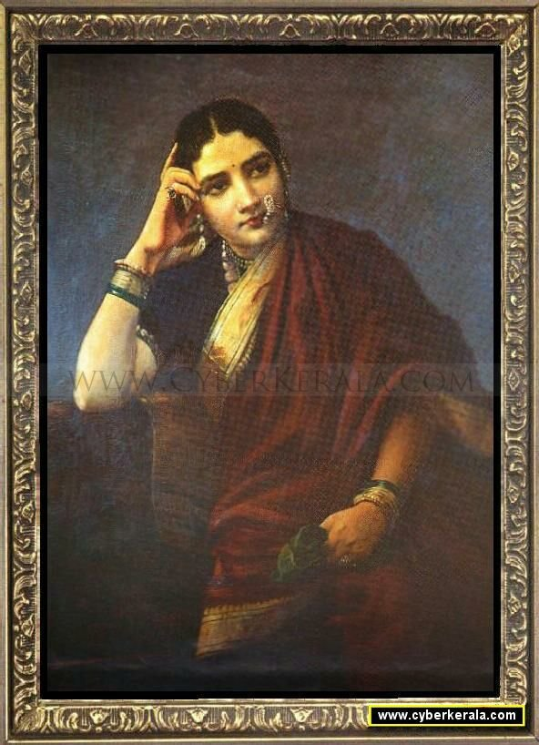 Raja Ravi Varma Art Gallery: Collections